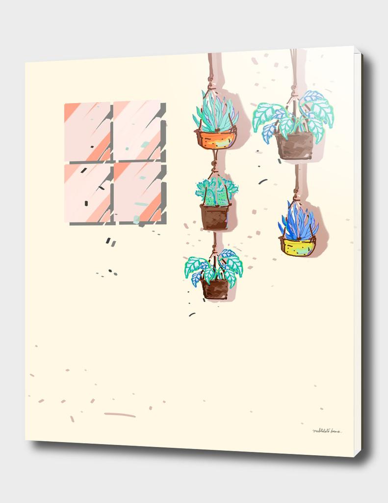 cactus garden - illustration 5