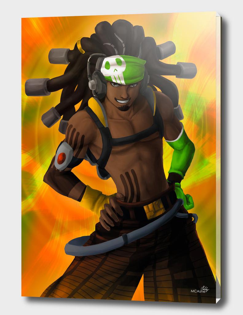 Lucio Artwork