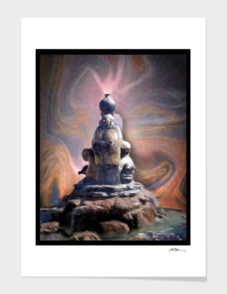 Mystic Fountain