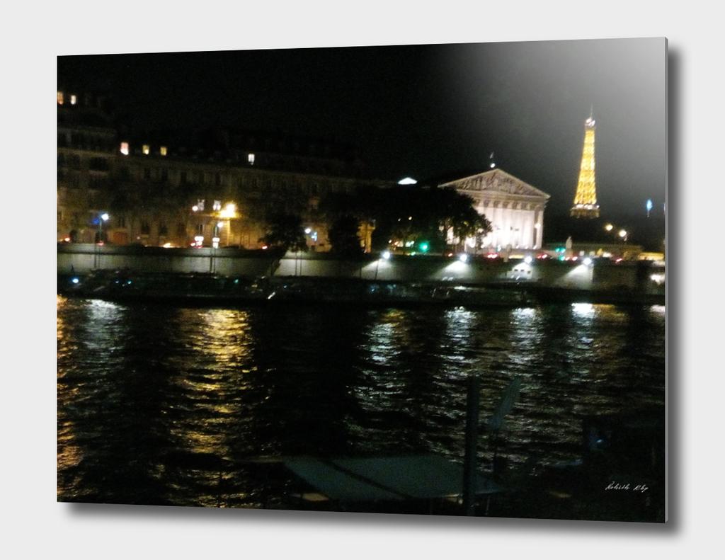 I love Paris France
