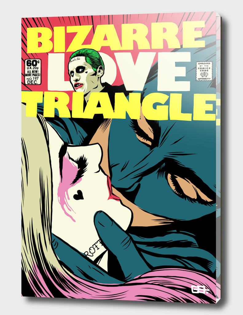 Bizarre Love Triangle - Suicide Edition