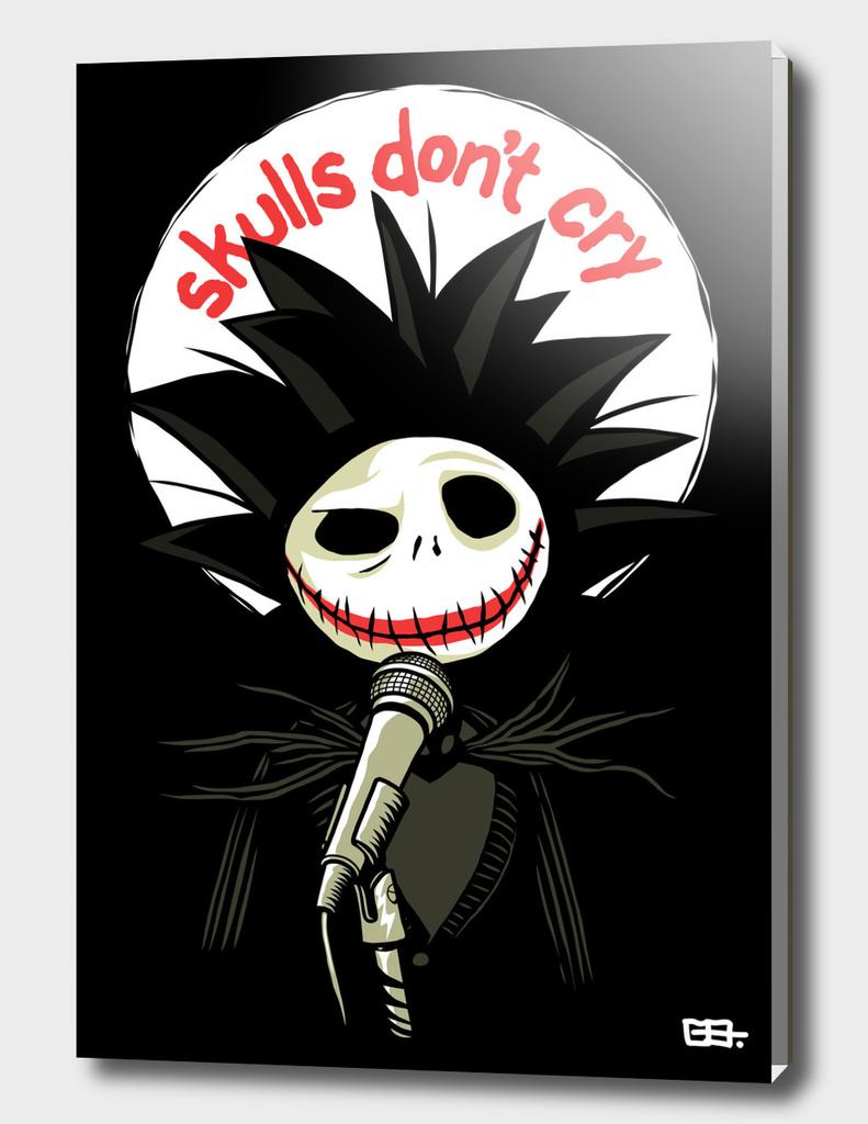 Skulls dont cry