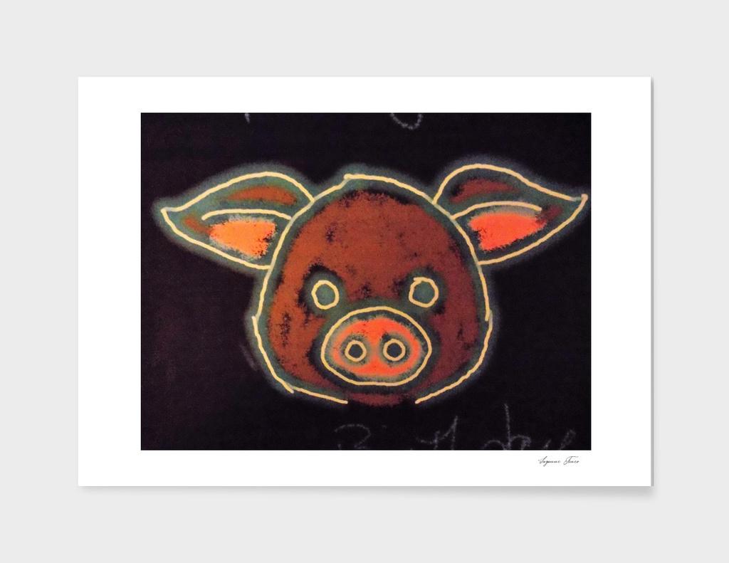Pig Named Piglet