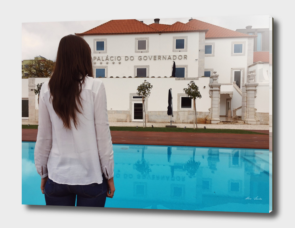 palacio do governador mulher