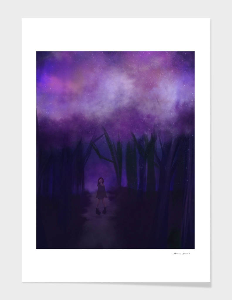 Galaxy Trees