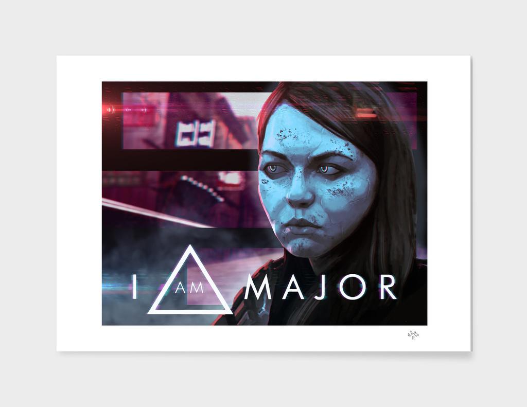 I am MAJOR