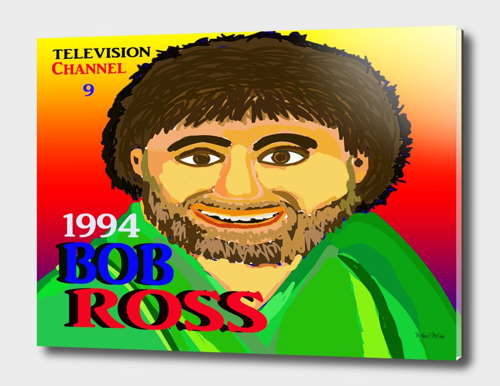 1994.bob Ross