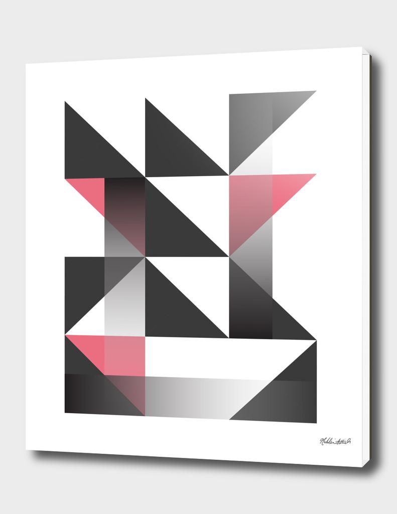 Geometric Poster 1