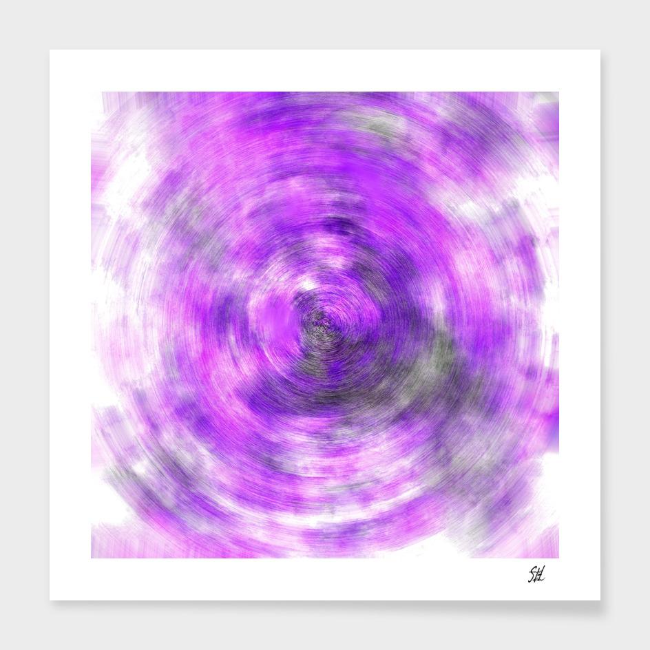 Creative Thoughts III ~ Purple