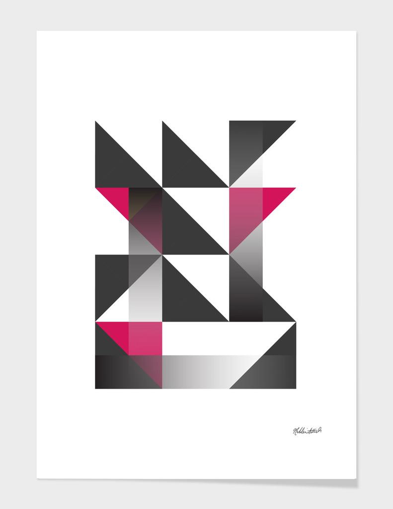 Geometric Poster 3
