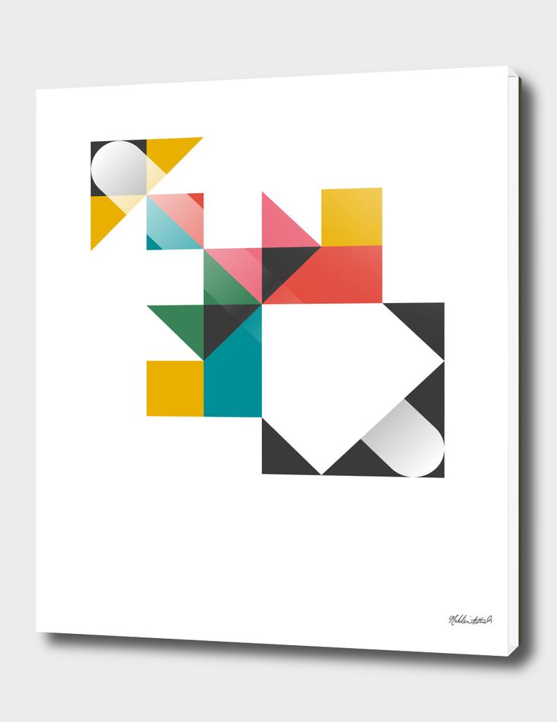 Geometric Poster 6