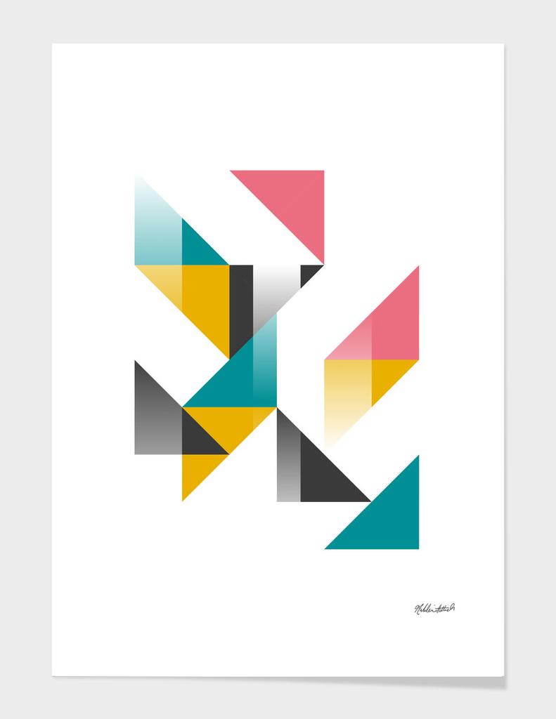 Geometric Poster 7