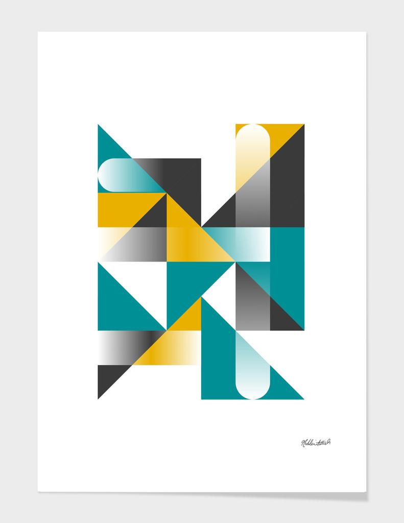 Geometric Poster 9