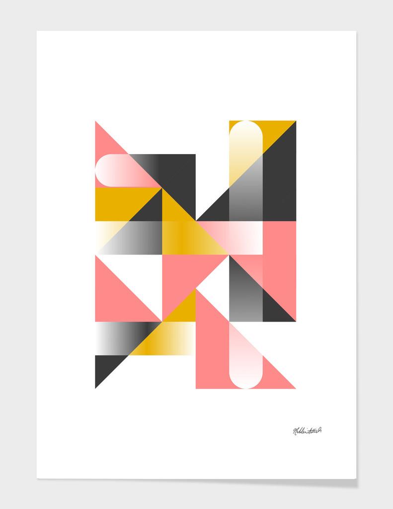 Geometric Poster 10
