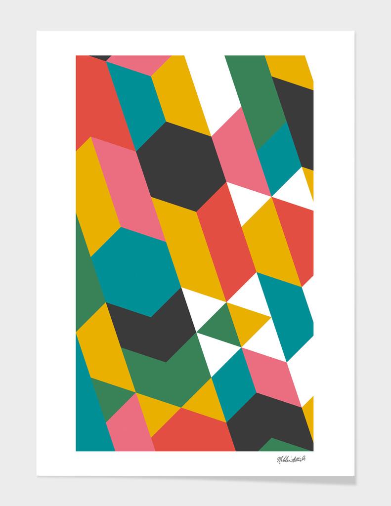 Geometric Poster 12
