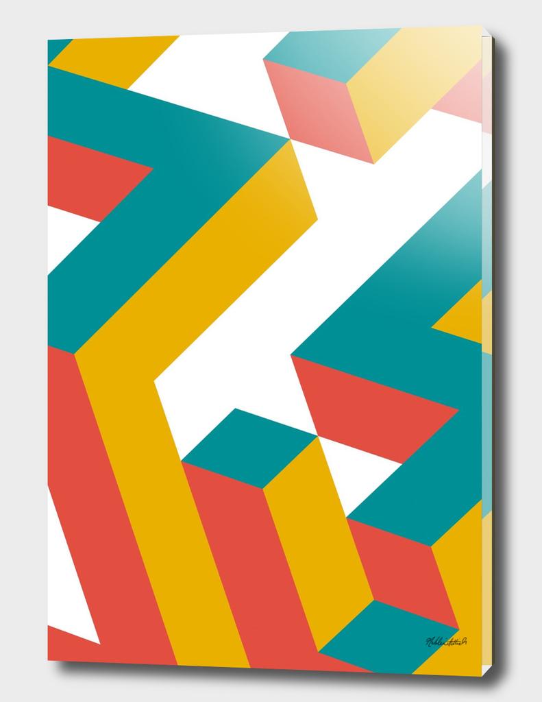 Geometric Poster 13