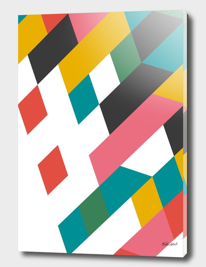 Geometric Poster 14