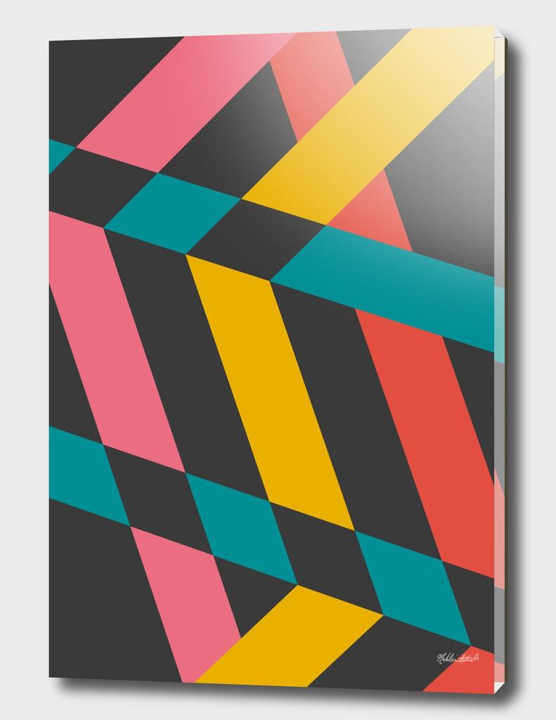 Geometric Poster 16