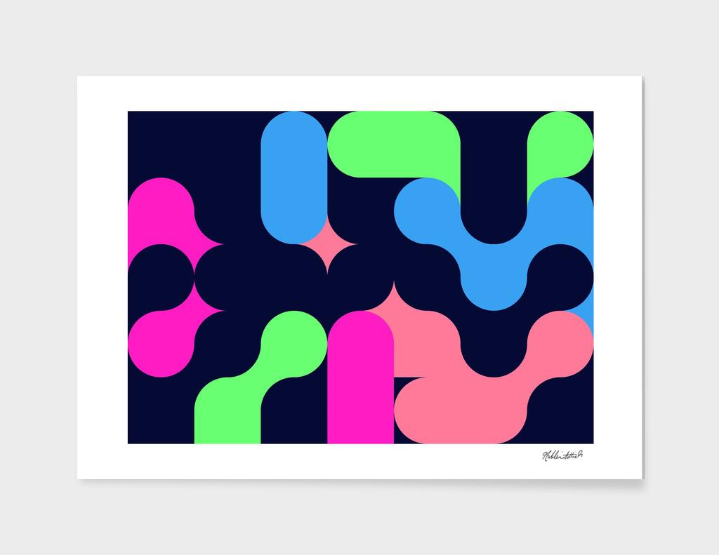 Geometric Poster 19