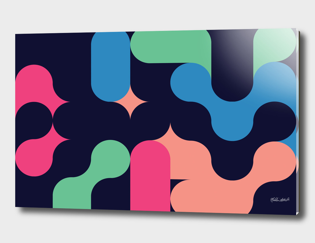 Geometric Poster 20