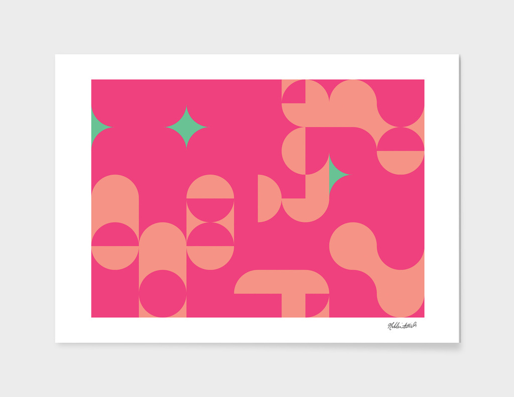 Geometric Poster 21