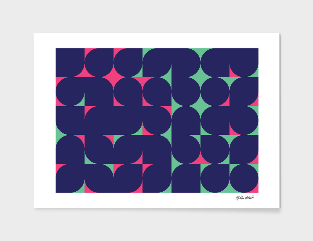 Geometric Poster 22