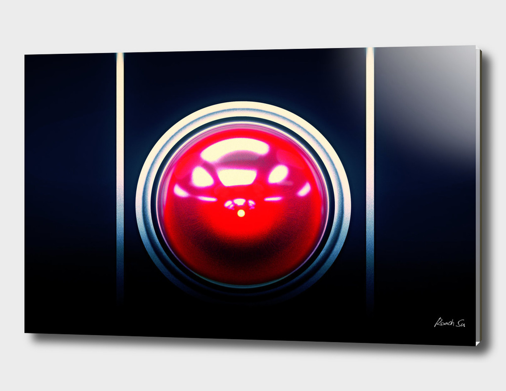 2001: A Space Odyssey Without Anyone_HAL 9000