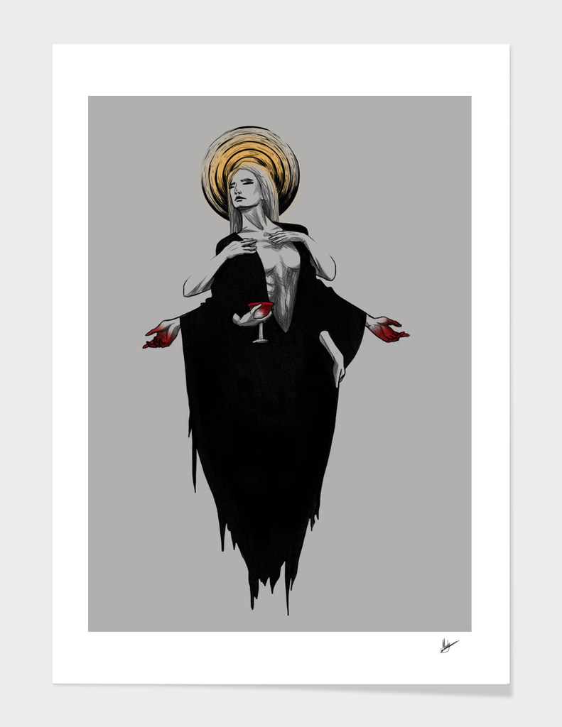 Vampire Saint