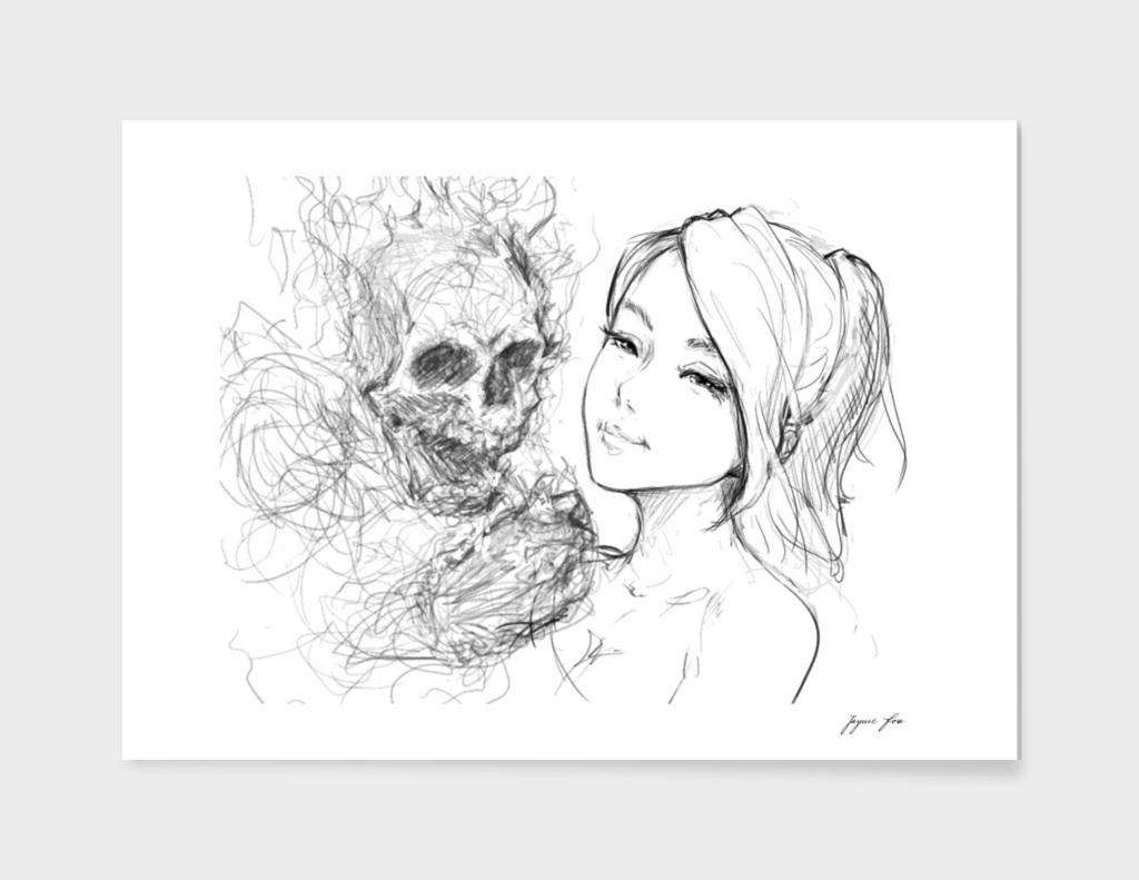 Girl N Ghost