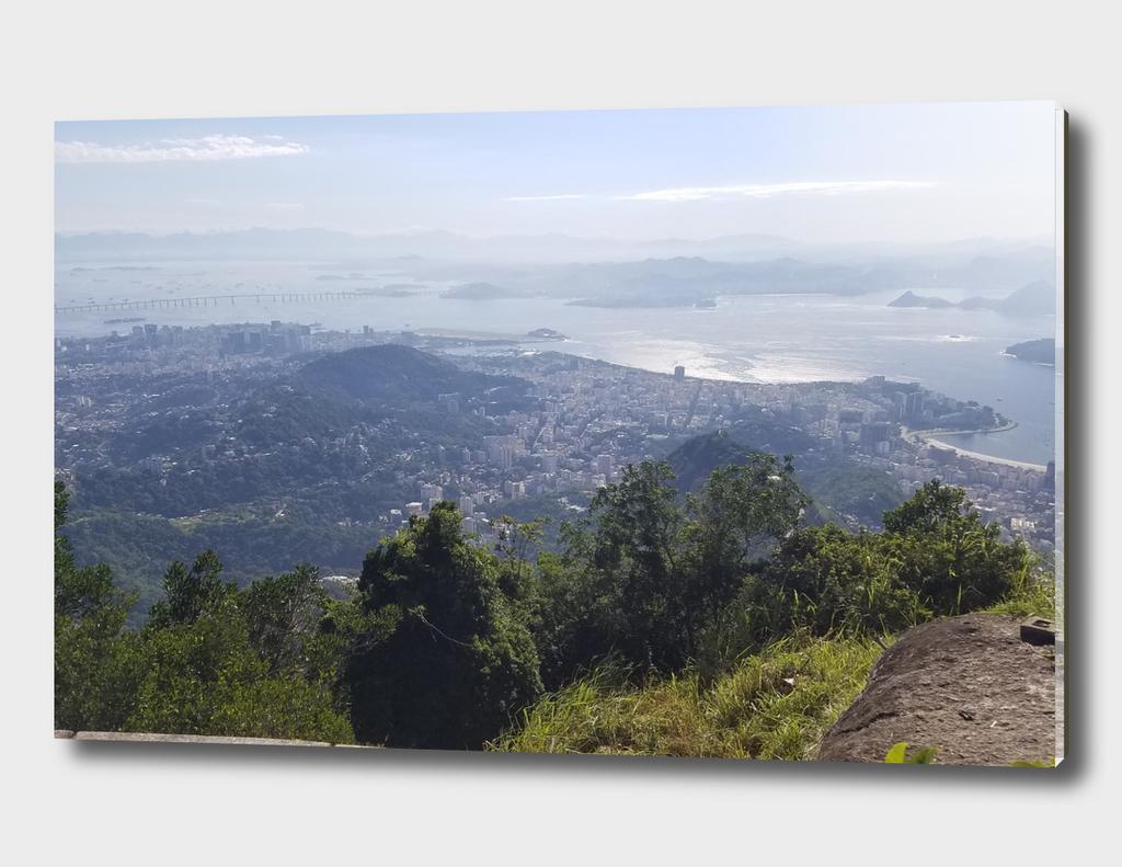 The top of Rio