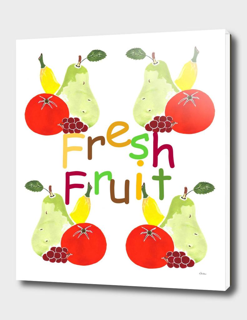 Kitchen Fresh Fruit