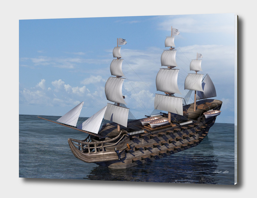 Piratship 4k