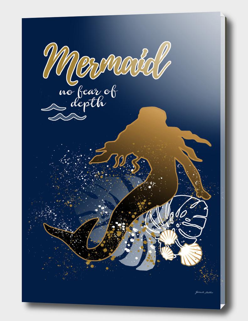 displate_mermaid_no_fear_of_depth