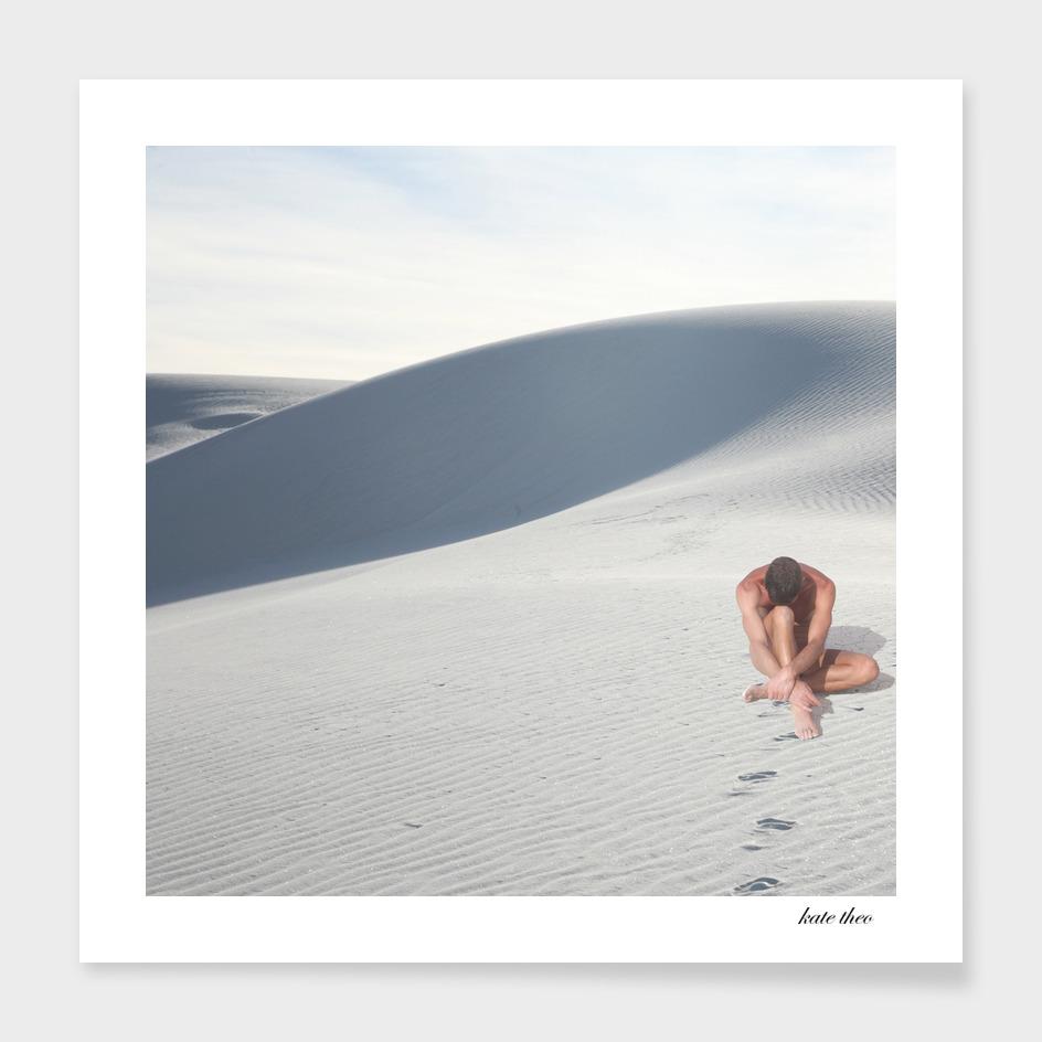 desert nude