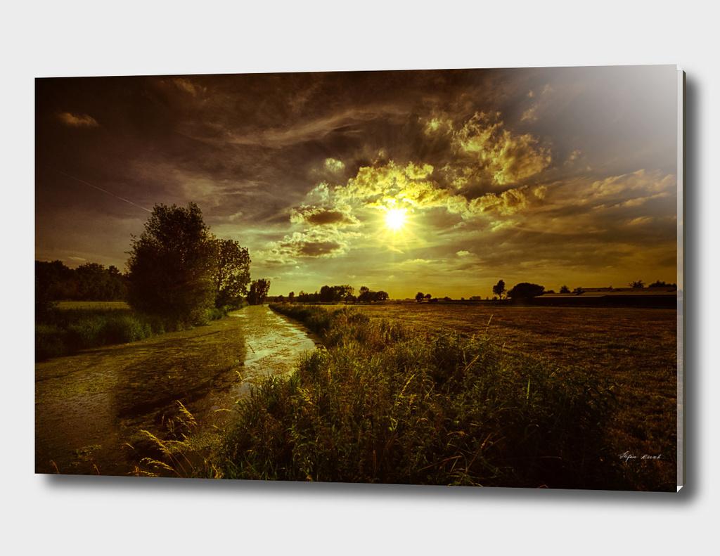 Hot landscape....