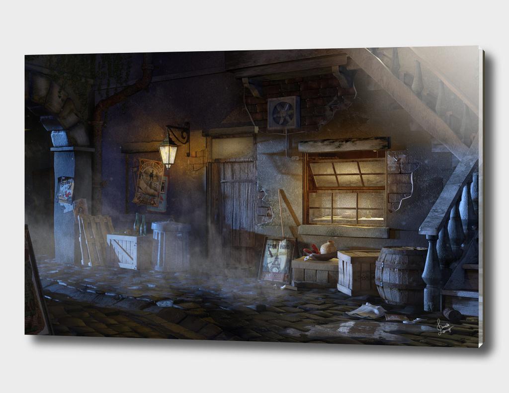 Night Alley