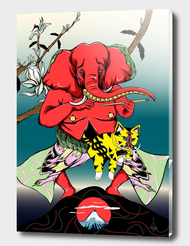 Elephant SUMO