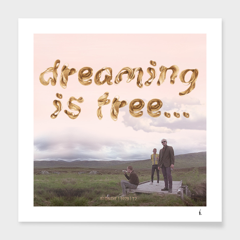 Dreaming is free T2