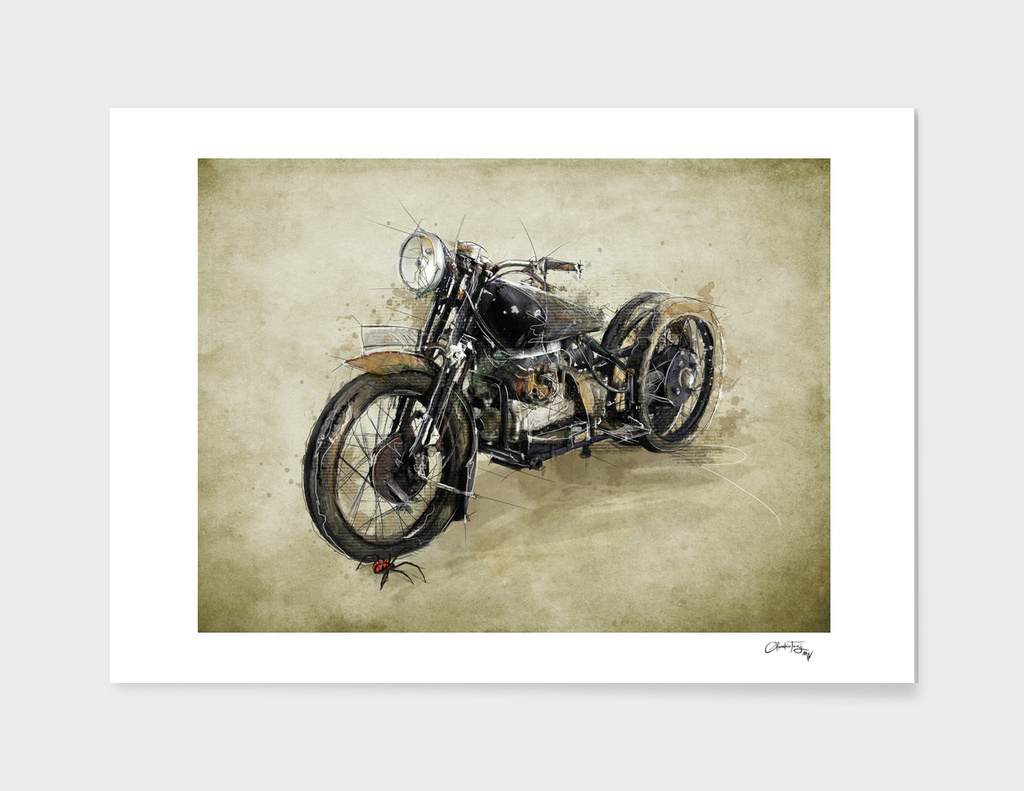 Brough Superior #2