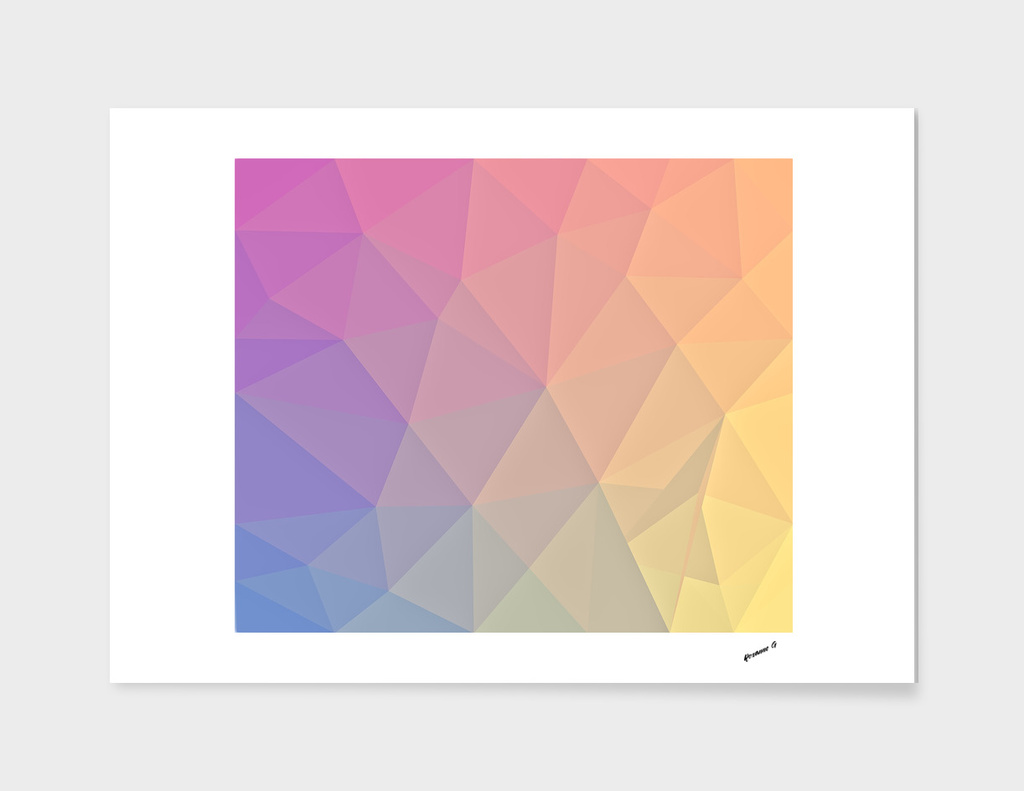 Polygon abstract