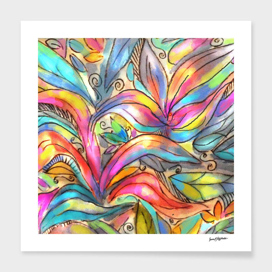 Flower Joy - Detail