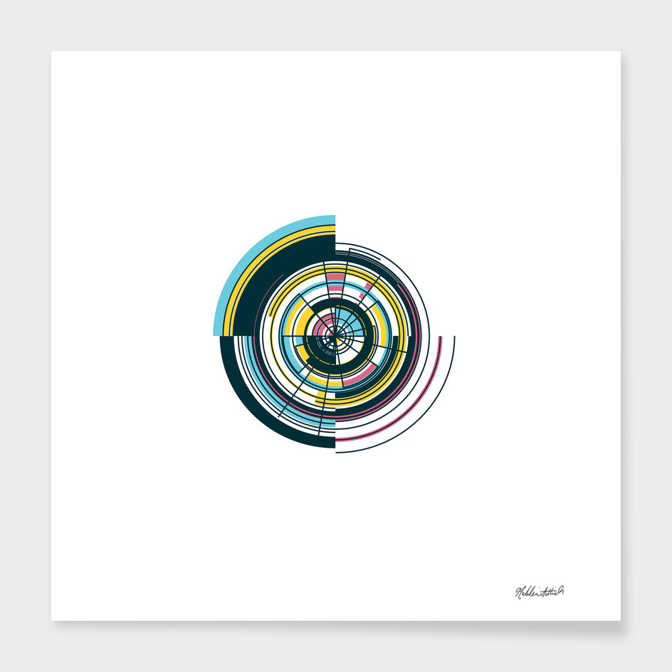 Geometric Poster 27