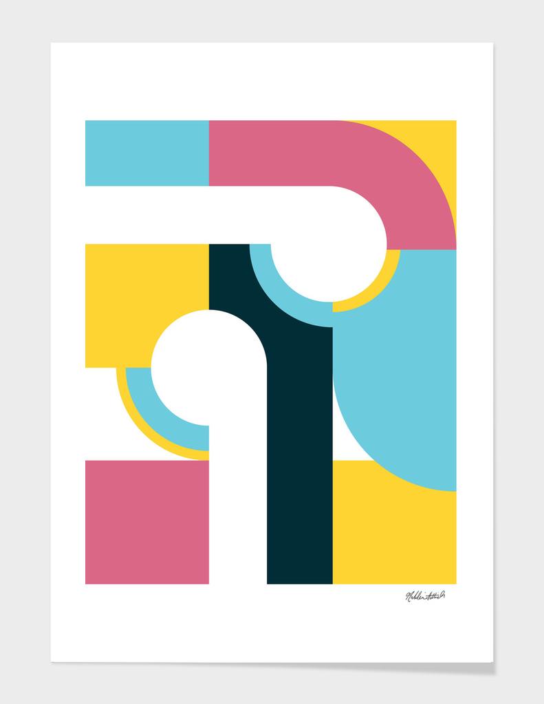 Geometric Poster 30