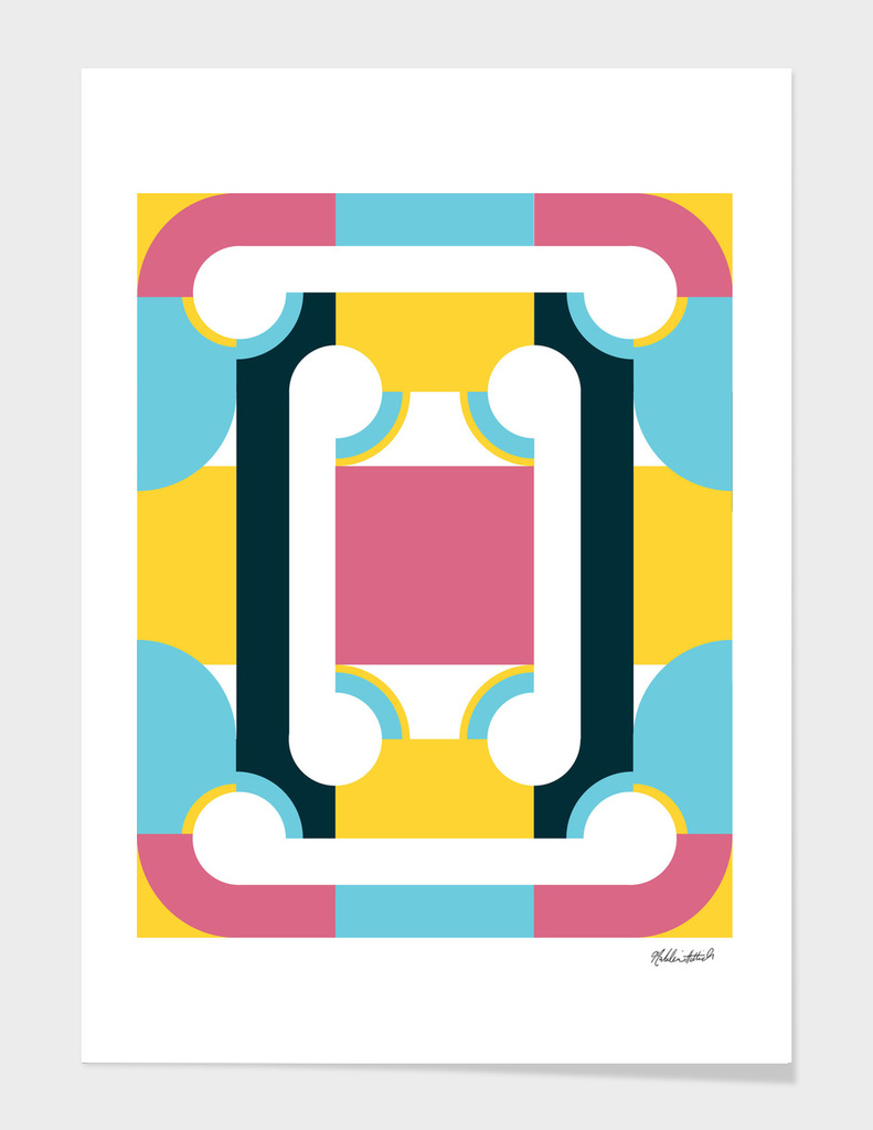 Geometric Poster 31