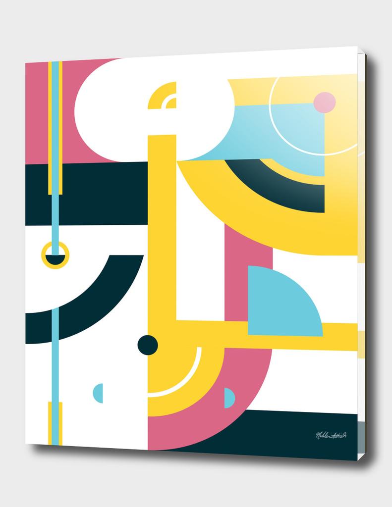 Geometric Poster 32