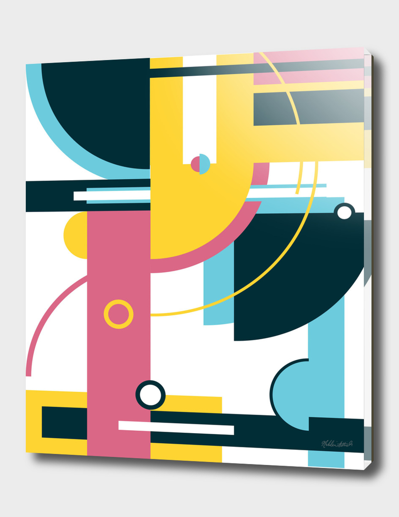 Geometric Poster 34