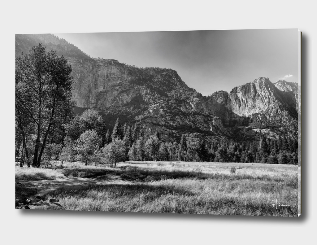 Yosemite Rocks II