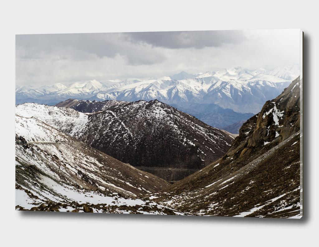 Chang La - Leh, India