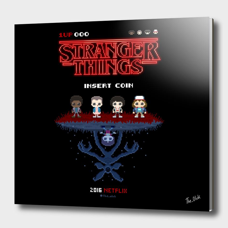 Stranger Things 16-bit