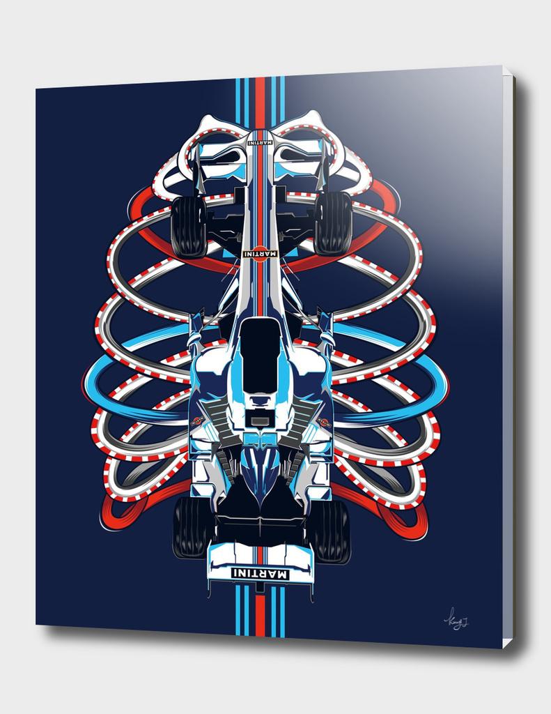 F1 Martini